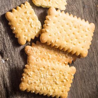 crackers fai da te